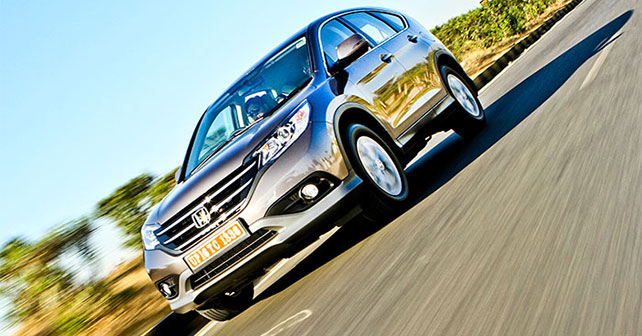 Honda Crv Review In India Autox