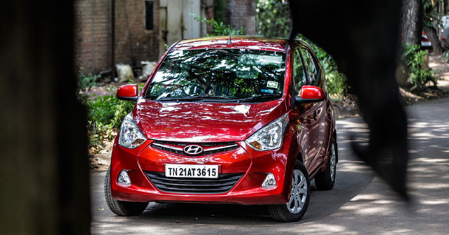 Hyundai Eon Price In India Mileage Specifications Review Images