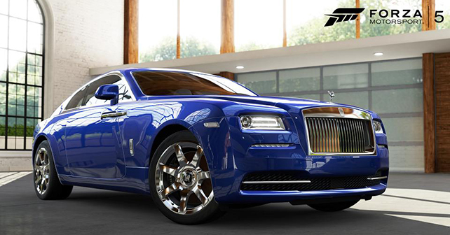 Rolls Royce Introduces The World With The Wraith At Geneva Motorshow Autox