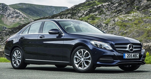 Next-Gen Mercedes-Benz C-Class Launched in India - autoX