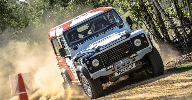 Land Rover Bowler Review