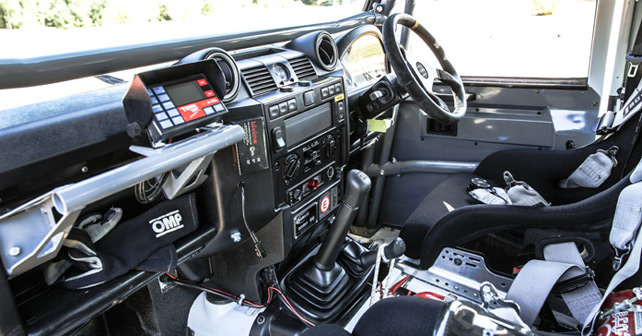 Land Rover Bowler Review 2014