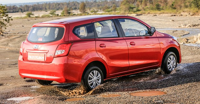Datsun Go Plus Review, Test Drive - autoX