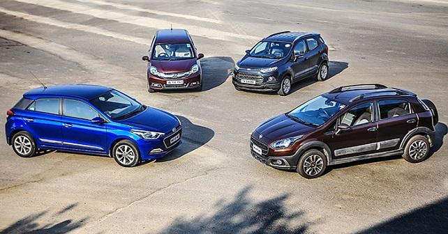 Avventura Vs Ecosport Vs I20 Vs Mobilio Comparison Review Autox