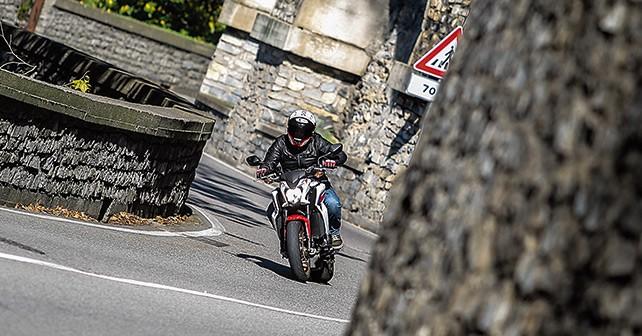 Honda CB650F ABS