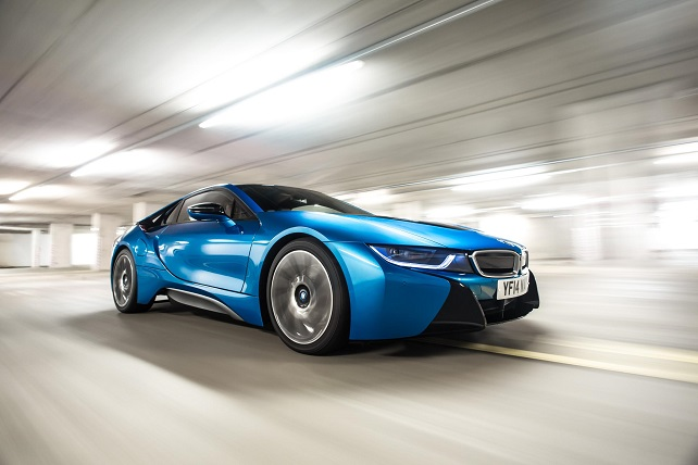 The World Green Car Award Goes To The Bmw I8 Autox