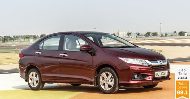2014 Honda City Test Drive Score Sheet Autox