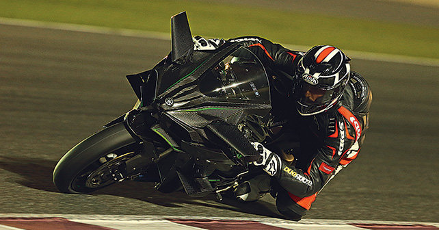 Kawasaki Ninja H2 and H2R Review and Track Test - autoX