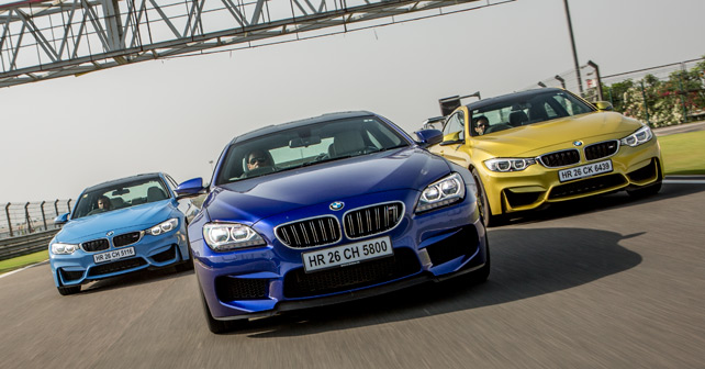 Bmw M4 Vs M5 Bmw Foto And Picture In The Word