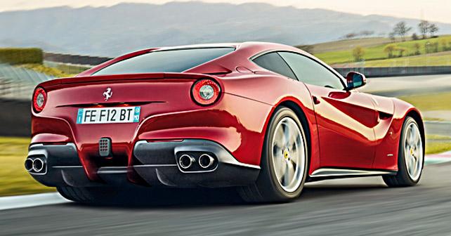 Ferrari California T And F12 Review Autox