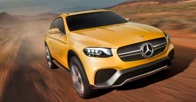 The all-new Mercedes-Benz GLC