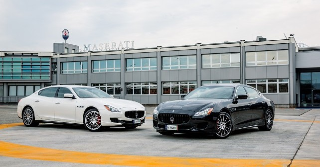 Maserati Officially Returns To India With Three Dealerships Autox