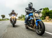 Triumph Street Triple and Speed Triple Image Gallery