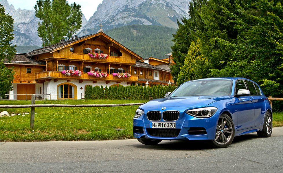 BMW M135i Photo Gallery