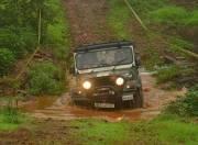 Mahindra Thar Image Gallery