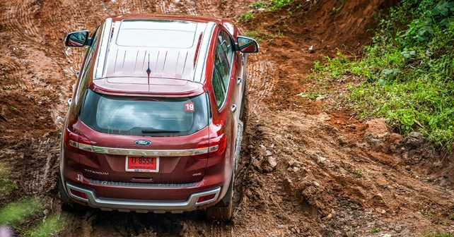 Ford Endeavour Pictures, Photos, Image Gallery - autoX