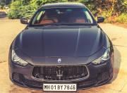 Maserati Ghibli Image Gallery