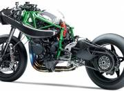 Kawasaki Ninja H2 and H2R Image Gallery