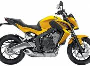 Honda CB650F Image Gallery