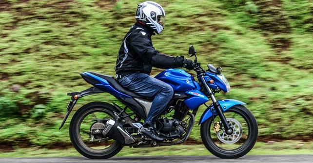 Suzuki Gixxer 150 Photo Gallery
