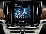 Volvo S90 image infotainment screen