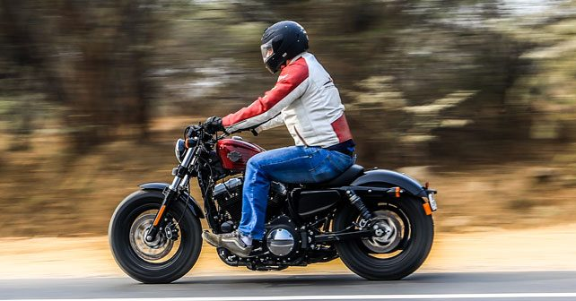 Harley Davidson 48 Review   Harley Davidson 48 User Review in India ...