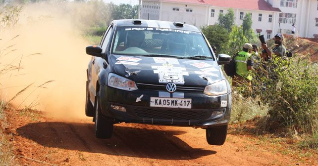 Returning To The Indian Rally Championship Autox