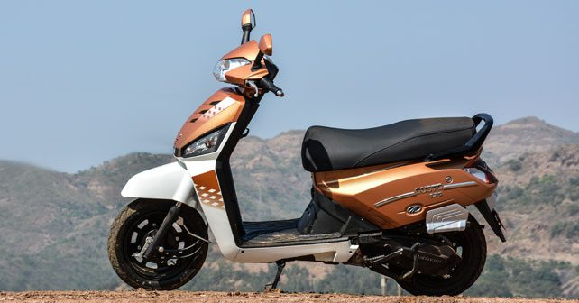 Mahindra Gusto 125 Review: First Ride