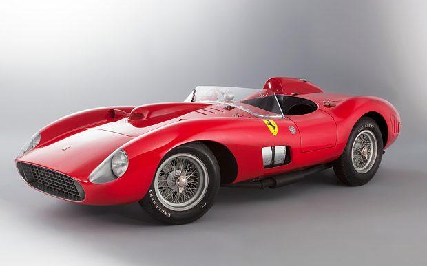 1957 Ferrari 335 S Spider Scagleitti sold for record £24.7 million - autoX