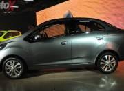 Chevrolet Essentia side profile