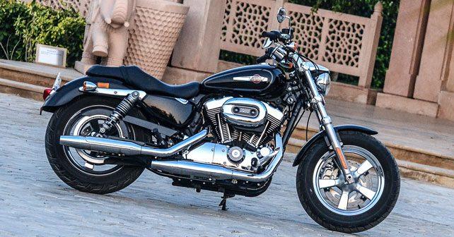 Harley Davidson H-D 1200 Custom