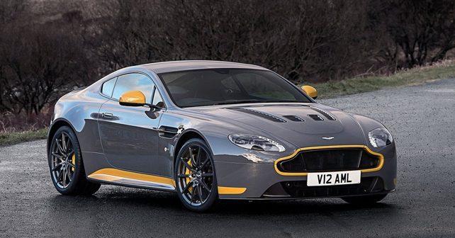 2017 Aston Martin V12 Vantage S Gets Manual Transmission Autox