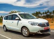 Renault Lodgy Photos Gallery