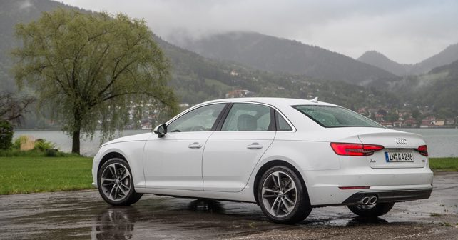 2017 audi a4 review: first drive - autox