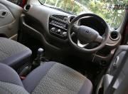 Datsun RediGO Front Seats Interior