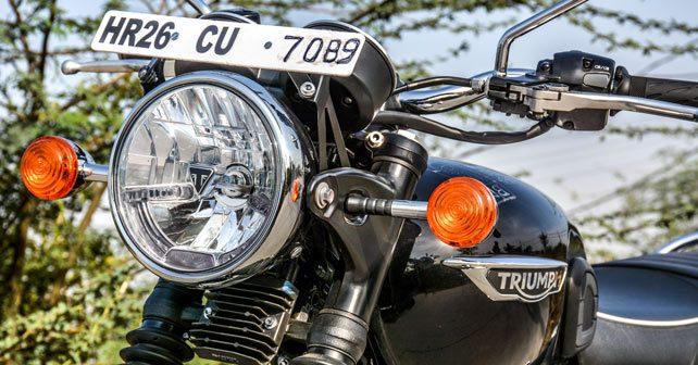 Triumph Bonneville T120 Vs Street Twin Comparison Review Autox