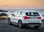 BMW X1 rear angle