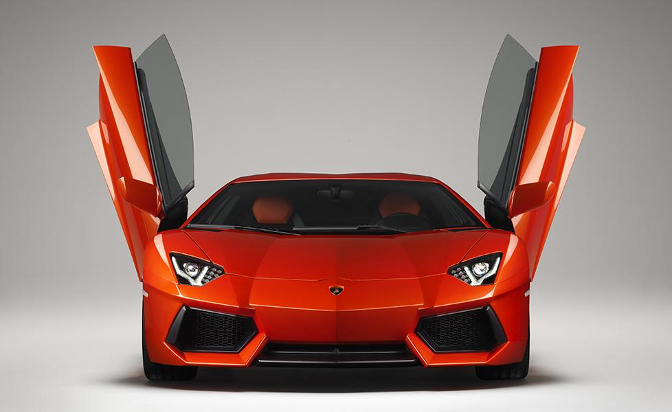 Lamborghini Aventador Doors