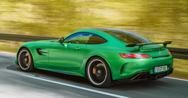 mercedes amg gt r claims fastest rwd lap record at nurburgring autox. Black Bedroom Furniture Sets. Home Design Ideas