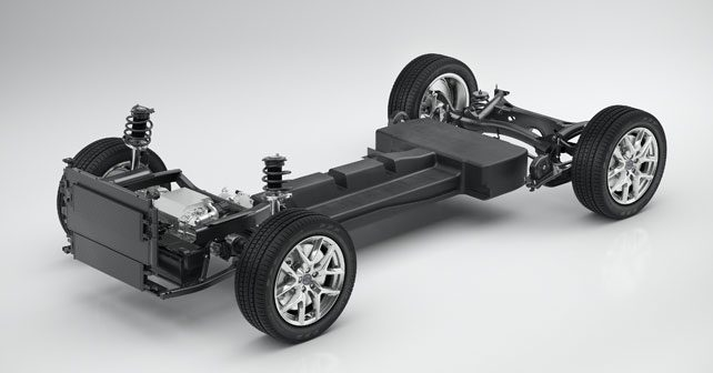 CMA Battery Electric Vehicle Technical Concept Study 3 4 view