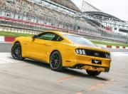 Ford Mustang Rear three quarter