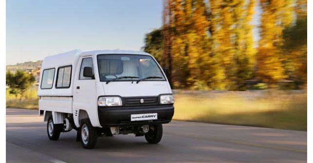 Maruti Suzuki Super Carry To Be Launched At Rs 4 01 Lakh Autox