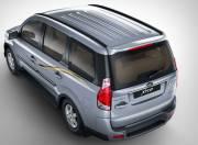 mahindra xylo rear three quarter high angle