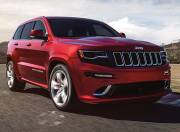 2016 jeep cherokee srt exterior red 3 quarter view