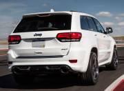 jeep cherokee image srt exterior white 3 quarter view
