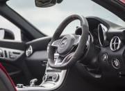 2017 Mercedes AMG SLC 43 Cockpit