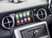 2017 Mercedes AMG SLC 43 Infotainment Screen