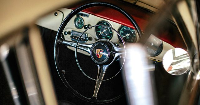 Porsche 356 SC pic4