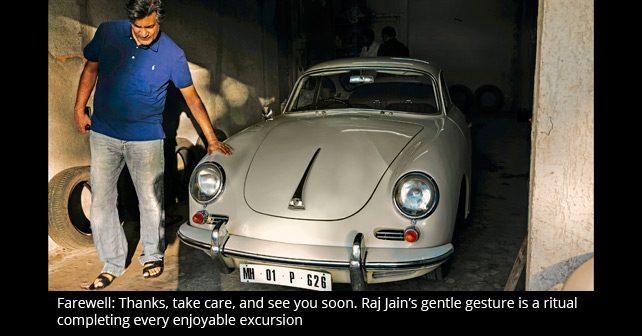 Porsche 356 SC pic5