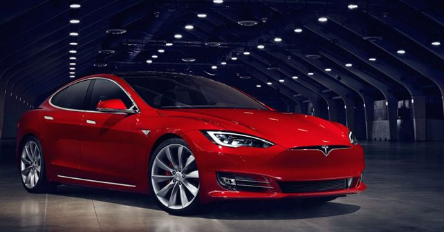 tesla model s p100d becomes quickest production car autox. Black Bedroom Furniture Sets. Home Design Ideas